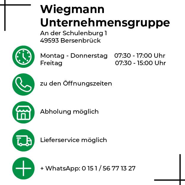 Wiegmann-end