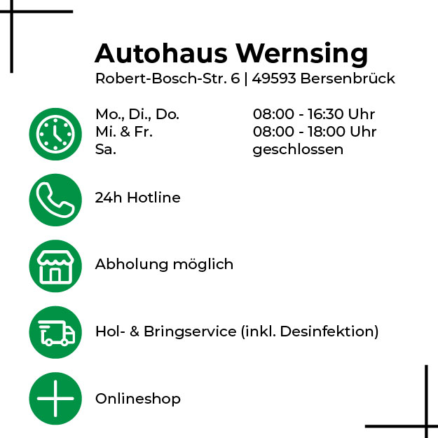 Autohaus Wernsing April-01