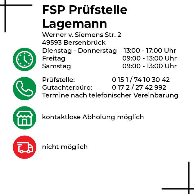 FSP Prüfstelle END-01