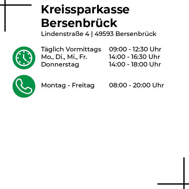 Kreissparkasse Bersenbrück April-01