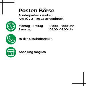 Posten Börse April-01