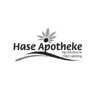 Hase Apotheke Bersenbrück Logo