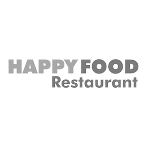 Happy Food Logo sw