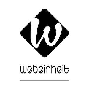 Webeinheit Webagentur Logo sw